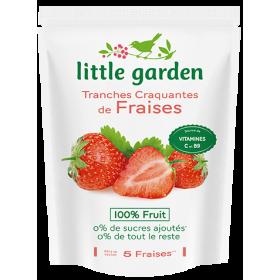 Tranches craquantes 100% fruits (Lot de 3 sachets)
