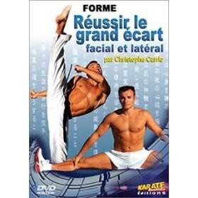 Réussir le Grand Ecart facial et latéral - C. Carrio (DVD)
