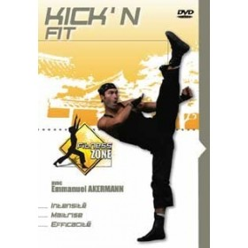 Fitness Zone - Volume 11 - Kick' N Fit (DVD)