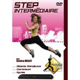 Fitness Zone - Volume 2 - Step intermédiaire (DVD)