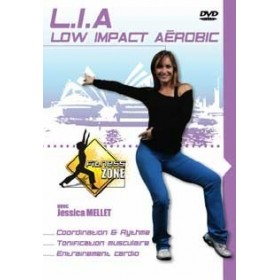 Fitness Zone - Volume 4 - Low Impact Aérobic (DVD)