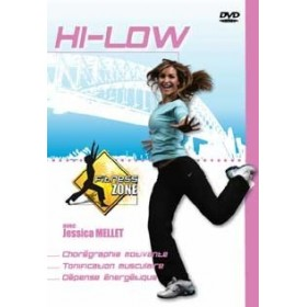 Fitness Zone - Volume 5 - Hi-Low (DVD)