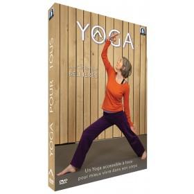 Le Yoga pour tous - Catherine Bellières  (DVD)