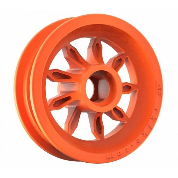 Jante 6 pouces 9SO couleur Orange