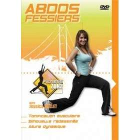 Fitness Zone - Volume 8 - Abdos Fessiers (DVD)