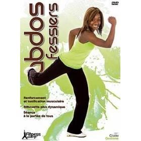 Fitness Challenge : Abdos / Fessiers - Gisèle Godiane (DVD)