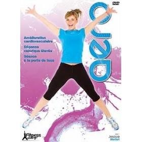 Fitness Challenge : Aérobic - Jessica Mellet (DVD)