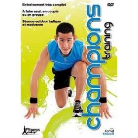 Fitness Challenge : Champions training - Kamel Khazani (DVD)