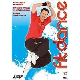 Fitness Challenge : Fit Dance - Julien Roy (DVD)