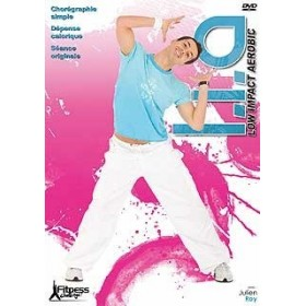 Fitness Challenge : Low Impact Aerobic - Julien Roy (DVD)
