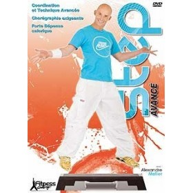 Fitness Challenge : Step avancé - Alexandre Mallier (DVD)