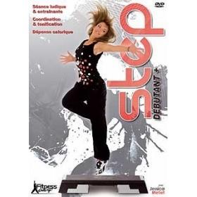 Fitness Challenge : Step débutant + - Jessica Mellet (DVD)