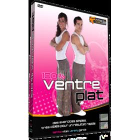 Fitness Team - 100% ventre plat (DVD)