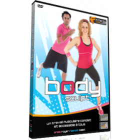 Fitness Team - Body sculpt (DVD)