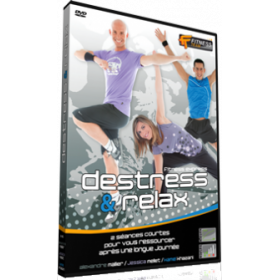 Fitness Team - Destress & relax (DVD)