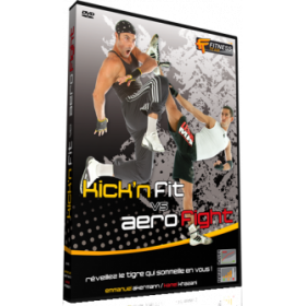 Fitness Team - Kick n'Fit Vs Aero fight (DVD)