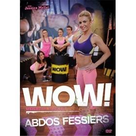 Abdos fessiers - Wow - Jessica Mellet (DVD)