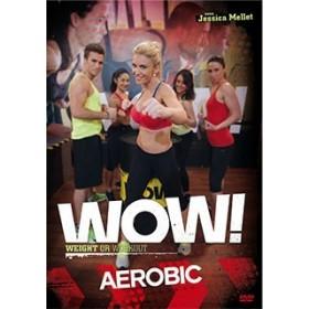 Aérobic - Wow - Jessica Mellet (DVD)