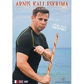 Arnis Kali Eskrima : concepts de combat philippins (DVD)