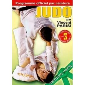 Judo - Ceinture verte - Vol. 3 - Vincent Parisi (DVD)