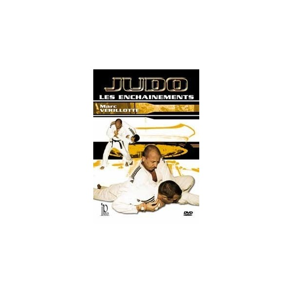 Judo : les enchaînements - Marc Verillotte (DVD)