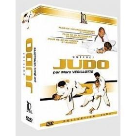 Le judo - Marc Verillotte - Coffret 3 DVD