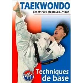Taekwondo - Techniques de base - Park Moon Soo (DVD)