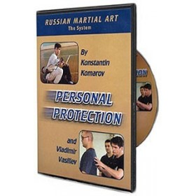 Systema Vol. 10 - Personal protection - Protection rapprochée (DVD)