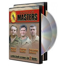 Systema Vol. 20 - Summit of Masters - Démonstration des Maîtres (2 DVD)