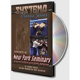 Systema Vol. 29 - New York Seminars - Vladimir Vasiliev (DVD)