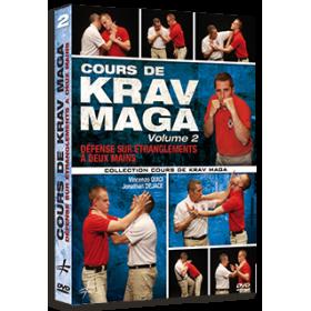 Cours de Krav Maga Vol. 2 - Défense sur étranglements (DVD)