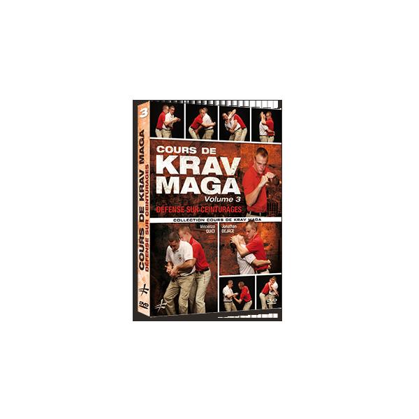 Cours de Krav Maga Vol. 3 - Défense sur saisies (DVD)