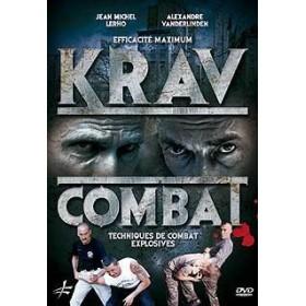 Krav combat - J.M. Lerho & A. Vanderlinden (DVD)