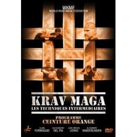 Krav Maga - Ceinture orange - A. Formaggio (DVD)