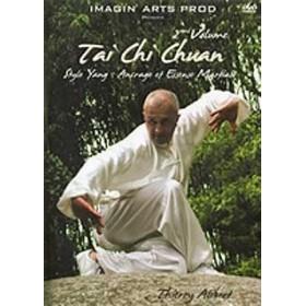 Tai Chi Chuan Yang - T. Alibert - La Terre Vol. 2 (DVD)