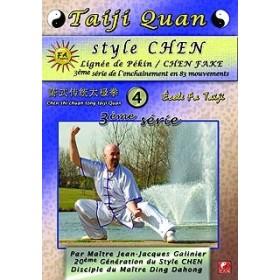 Taiji Quan - Style Chen - Vol. 4 (DVD)