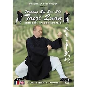 Taiji Quan : la boxe des 13 pas de Wudang (DVD)