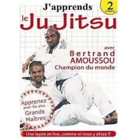 J'apprends le Ju-Jitsu - Bertrand Amoussou - Vol. 2 (DVD)
