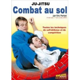 Ju Jitsu - Combat au sol - Eric Pariset (DVD)