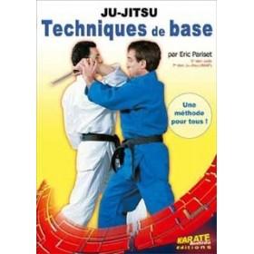 Ju Jitsu - Techniques de base - Eric Pariset (DVD)