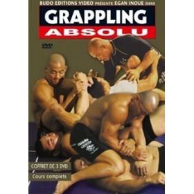 Grappling absolu - Egan Inoue - Pack 3 DVD