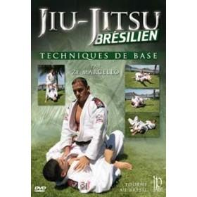 Jiu-Jitsu brésilien - Techniques de base (DVD)