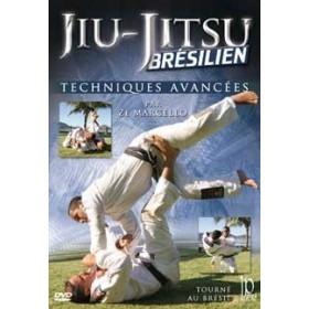 Jiu-Jitsu brésilien - Techniques avancées (DVD)