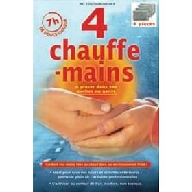 Chauffe-mains (4 pièces)