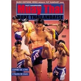 Muay Thai - Vut Kanmark - Coffret 4 DVD