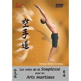Les Voies de la Souplesse pour les arts martiaux (DVD)