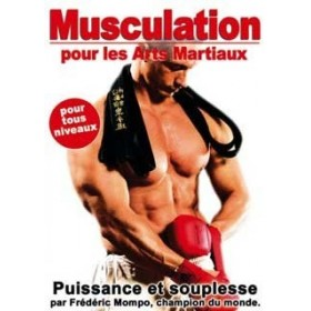 Musculation pour les arts Martiaux (DVD)