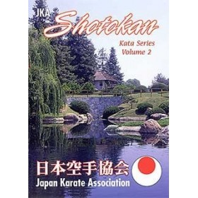 JKA Kata - Masatoshi Nakayama - Vol. 2 (DVD)
