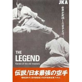 JKA Kumite – The Legend – Karate of the old Masters (DVD)