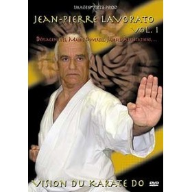 Karate Shotokan - J.P. Lavorato - Vol. 1 - Techniques de base (DVD)